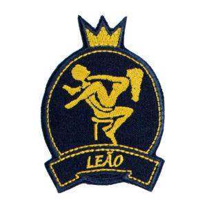 Emblema Signo Leão