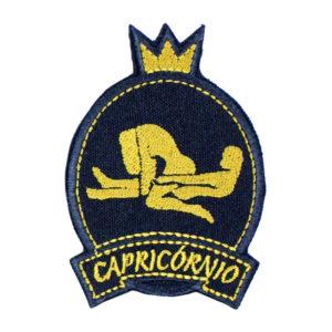 Emblema Signo Capricórnio
