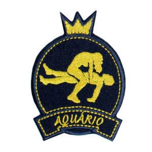 Emblema Signo Aquário