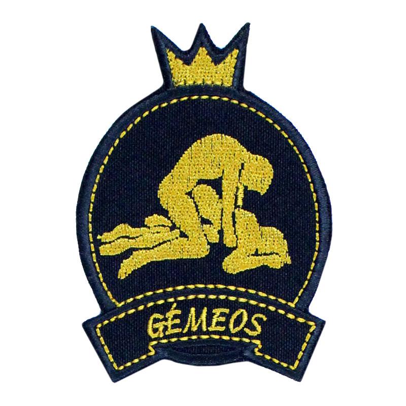 Emblema Signo Gémeos