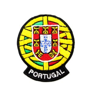 Emblema Portugal Esfera Armilar c/Portugal Pequeno