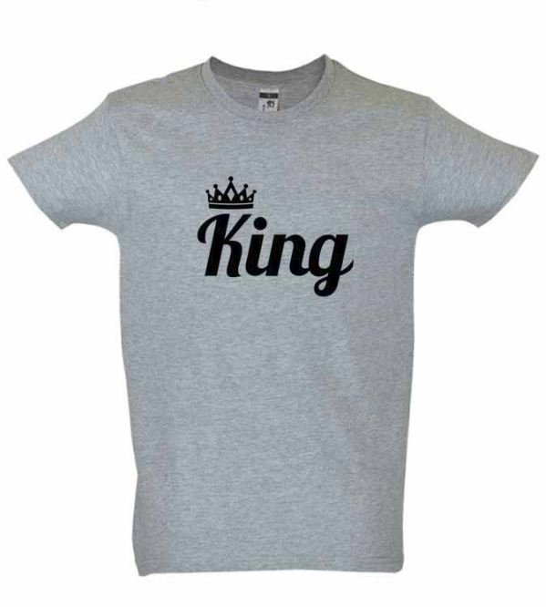 icon menu vestuario t-shirt king