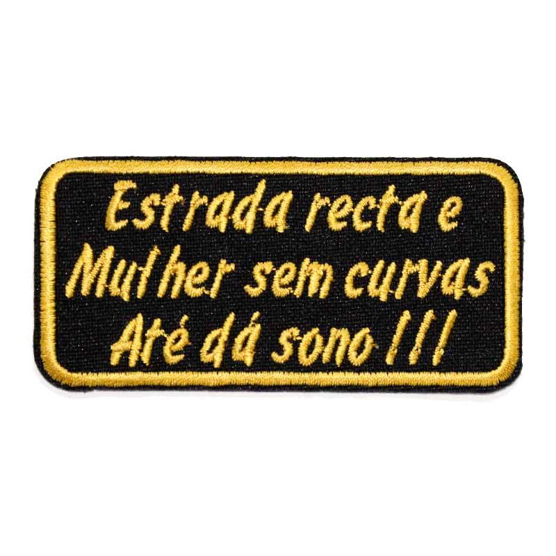 Estrada recta e Mulher sem curvas Até dá sono!!!