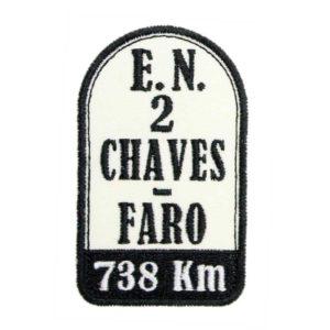 E.N. 2 CHAVES-FARO 738 Km