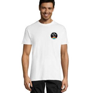 Vai Ficar Tudo Bem - T-Shirt Estampada Branca Manga Curta - Unisexo