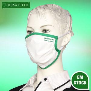 mascara-elasticos-verde-personalizada