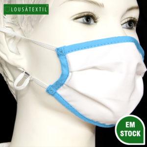 mascara-azul-ceu-elasticos-ajustaveis