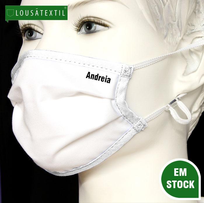 mascara-branca-elasticos-ajustaveis-personalizada