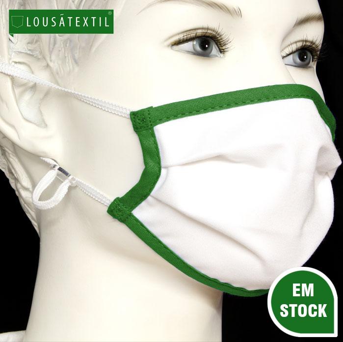 mascara-verde-elasticos-ajustaveis