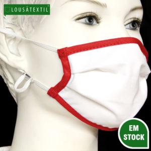 mascara-vermelha-elasticos-ajustaveis